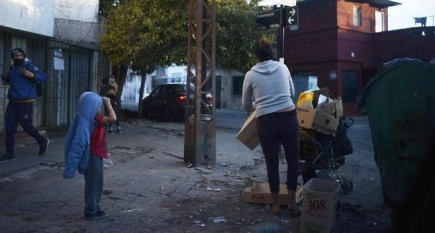 Pobreza y malestar social, un combo explosivo para los gobiernos y toda la clase política
