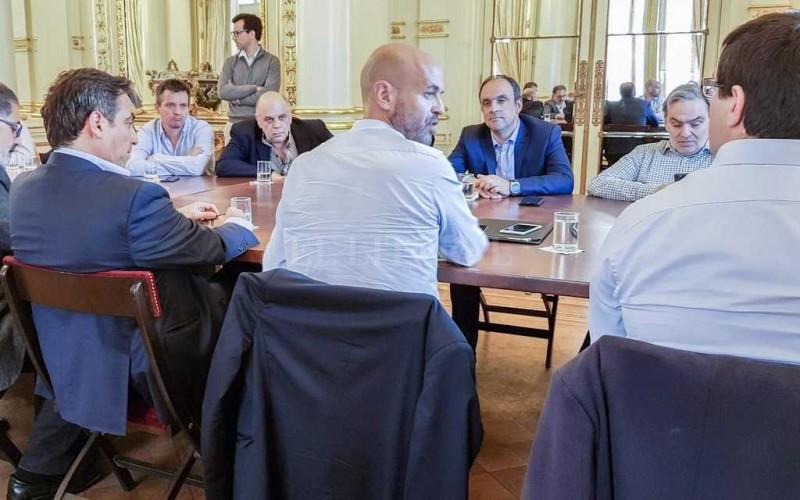 Intendentes analizaron con funcionarios aspectos del plan de reformas anunciado por Mauricio Macri