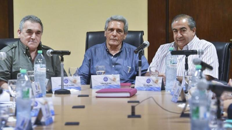 Rotundo rechazo de la CGT a la reforma laboral de Cambiemos