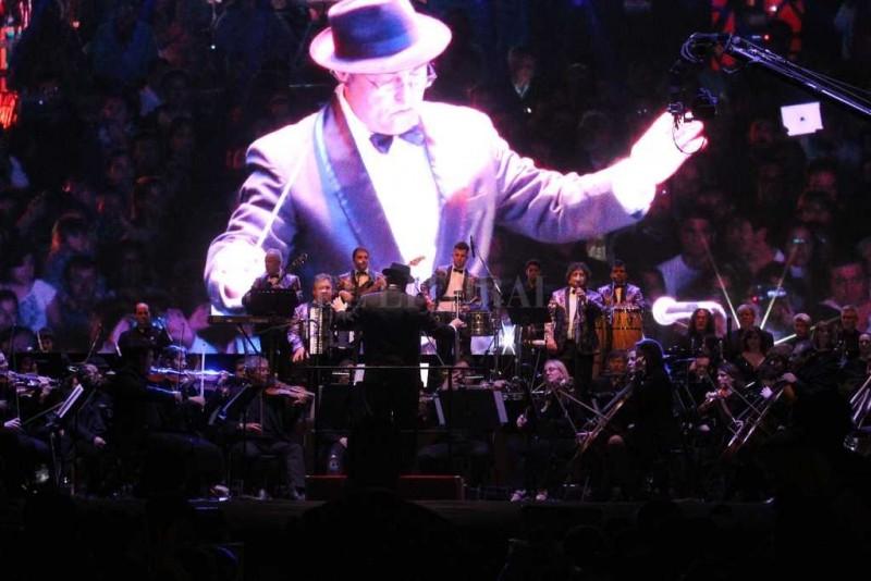 La Filarmónica y Los Palmeras actuarán en Capital Federal