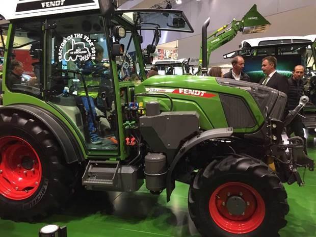 De la trilla automatizada al tractor eléctrico: qué tiene Agritechnica 2017
