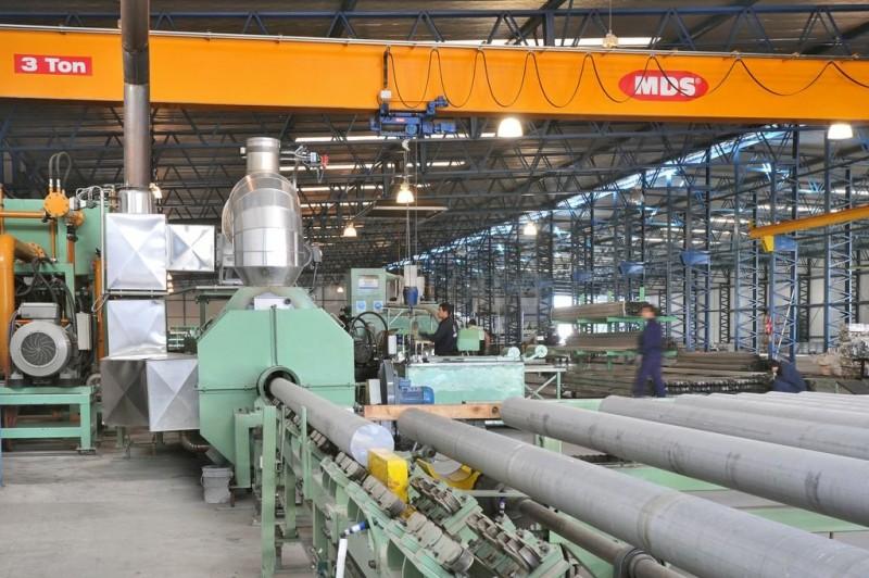 La industria de la región creció el 2,9 % en el tercer trimestre