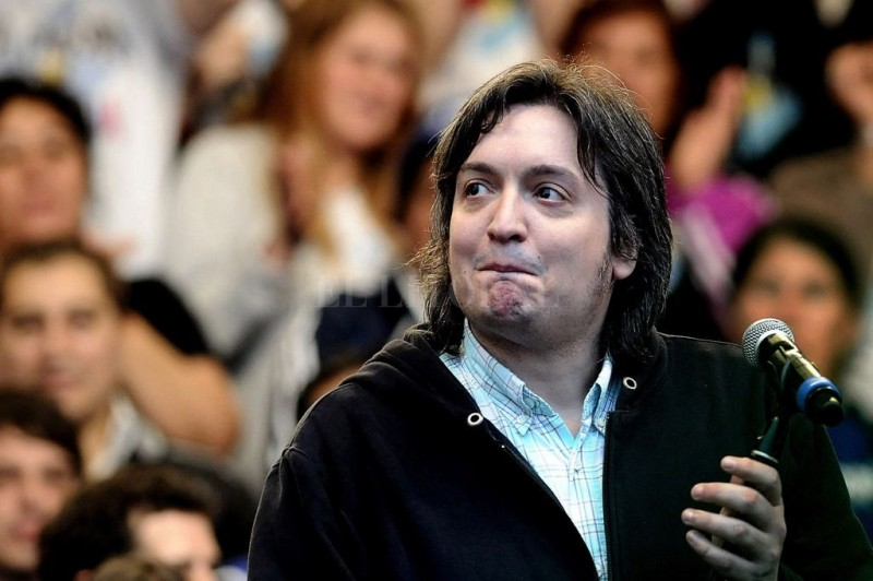 Declara Máximo Kirchner en indagatoria por la causa Hotesur