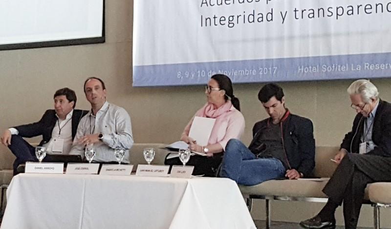 José Corral expuso sobre estrategias para el desarrollo sustentable e inclusivo de Argentina