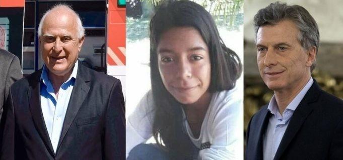 Gobernador Lifschitz y Presidente Macri recibirán a familiares de Rosalía Jara