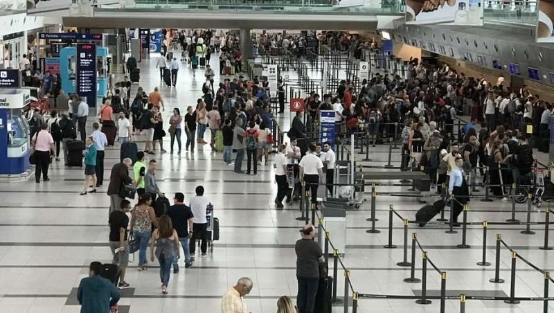 Hasta octubre, se fueron más de US$ 9.000 millones en viajes al exterior