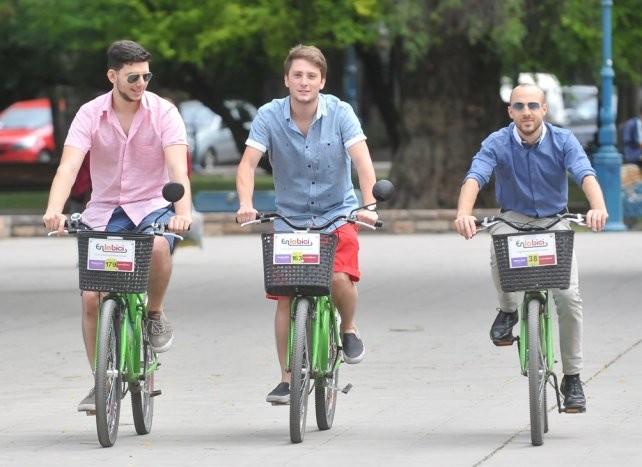 Pretenden que se use más la bicicleta y se premie con créditos