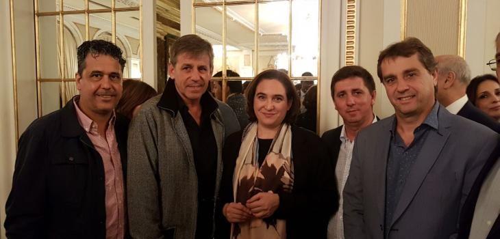 Una delegación del Senado participa de un Congreso en Barcelona
