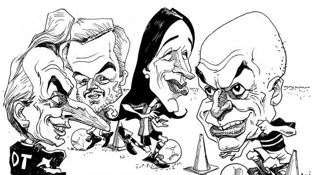 Macri, sucesión y sucesores
