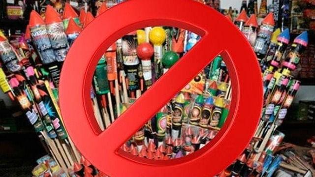 Se sancionó y reglamentó la ordenanza que prohíbe la pirotecnia