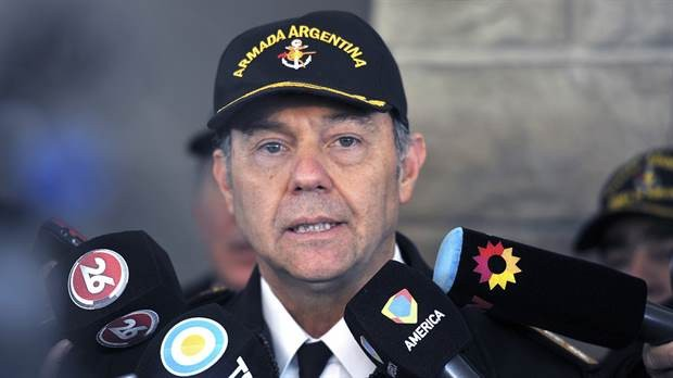 El jefe de la Base Naval de Mar del Plata solicitó su pase a retiro