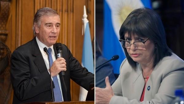 De Patricia Bullrich a Oscar Aguad: cómo ocultar ministros en problemas
