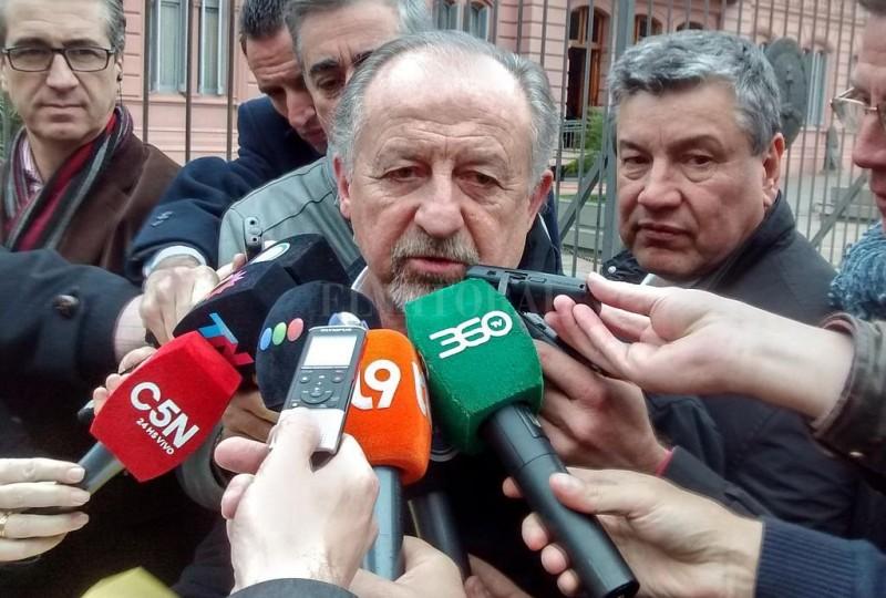 La CGT analiza reformas y los gremios disidentes se movilizan