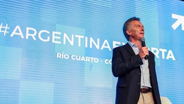 Mauricio Macri admite que hay