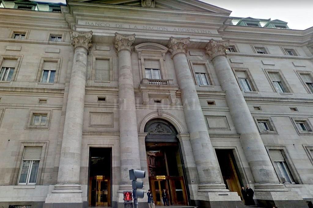 Por falta de liquidez el Banco Nación analiza pedir préstamos en el exterior