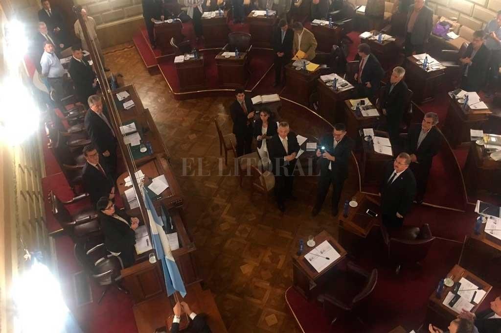 El Senado santafesino dio media sanción al Presupuesto 2019