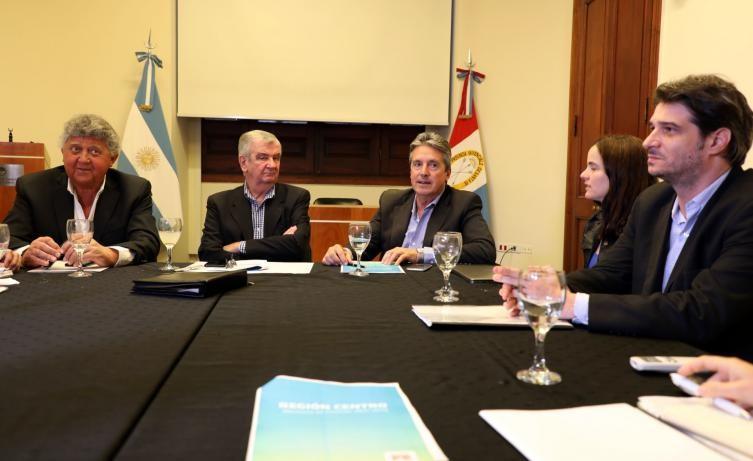 Se realizó la última reunión de la Mesa Ejecutiva de la Región Centro