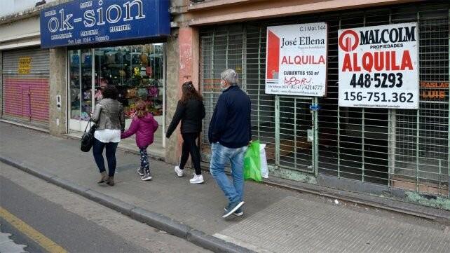 Comercio en crisis: piden estirar moratorias porque