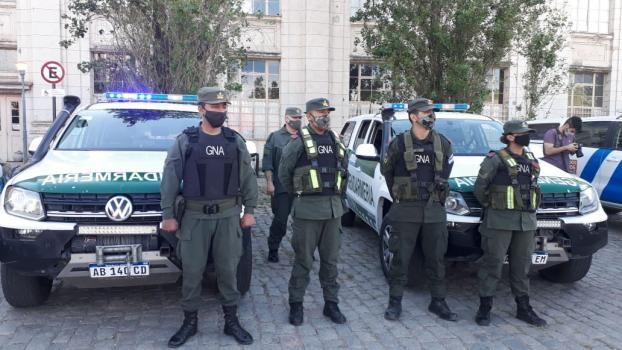 Realizaron otro operativo coordinado por fuerzas federales y provinciales para combatir el delito