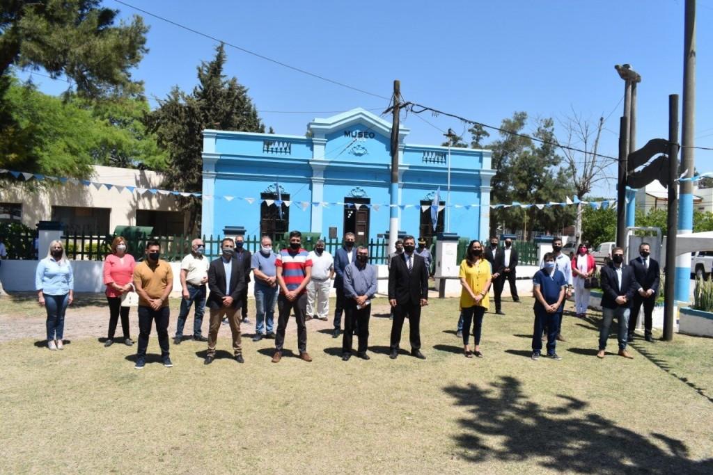 La provincia realizará obras de energías renovables en clubes de Tostado