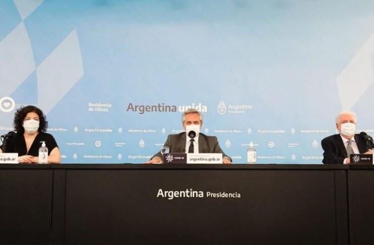 Fernández confirmó que diez provincias seguirán en aislamiento y el AMBA cambia de fase