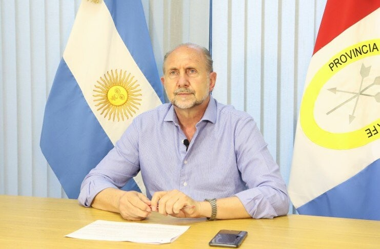 Perotti instó al trabajo conjunto entre municipios, parroquias y organizaciones sociales