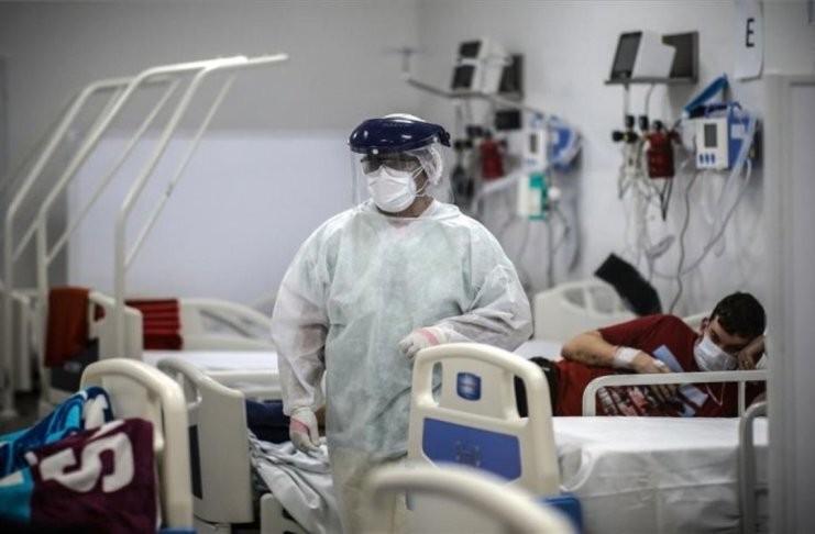 Se registraron 1.805 contagios en la provincia