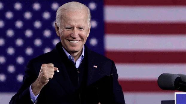 Biden prometió eliminar la injusticia racial en EEUU y construir prosperidad