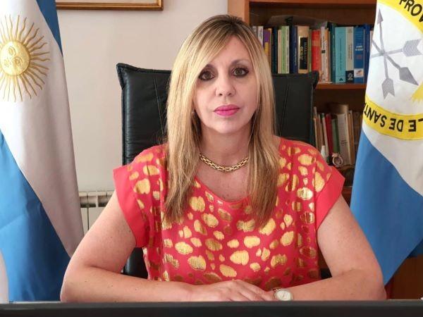 Nacional por Santa Fe, María de los Angeles Sacnun