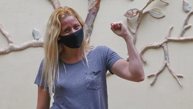 Por primera vez en el país, una mujer en situación de violencia de género ocupará el trabajo de su agresor
