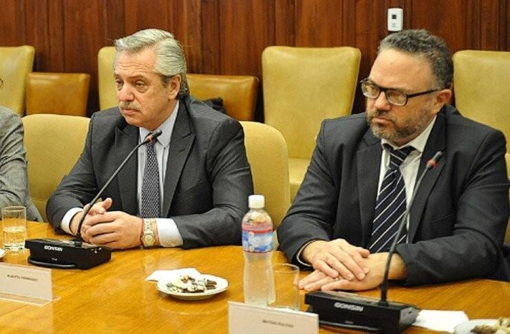 """Kulfas: """"Vamos a negociar con el FMI desde nuestras convicciones"""""""