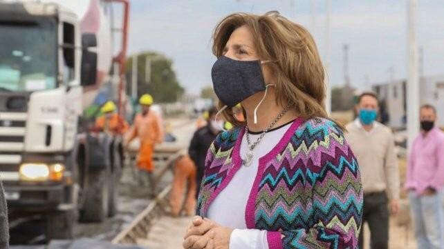 Coronavirus: internaron a la ministra Silvina Frana por dificultades respiratorias