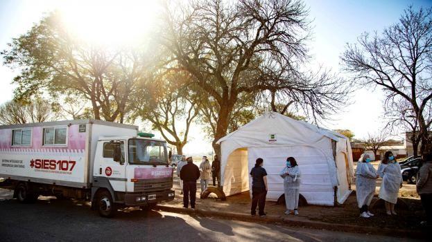 Con 1.652 casos y 22 fallecimientos más en la provincia, la ciudad de Santa Fe superó los 14.000 contagios