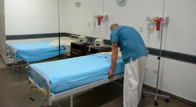 Instalarán camas para internación de pacientes no Covid en el Cemafe