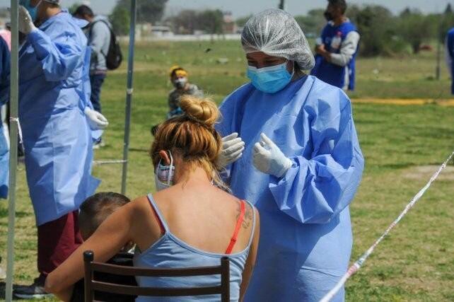 Falleció en Rosario por coronavirus un nene de ocho años
