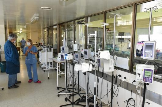 La provincia amplía el sistema sanitario ante el crecimiento de contagios en el centro-norte santafesino
