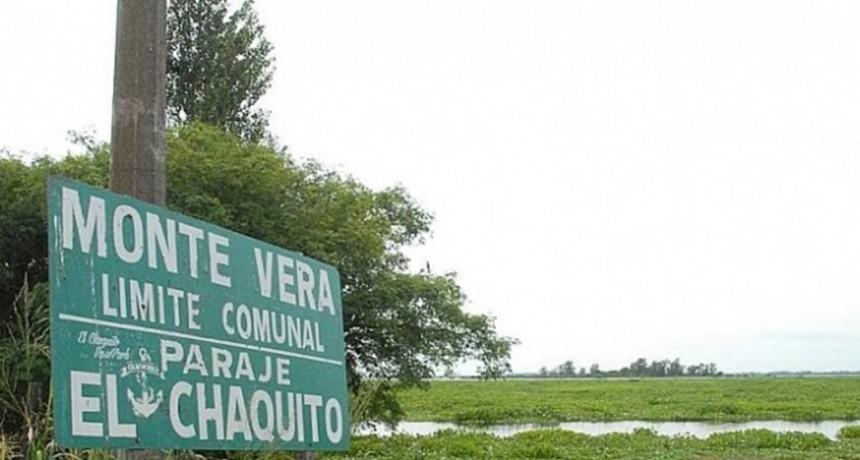 Otra vez fiesta en El Chaquito: cientos de personas y hasta equipo de sonido