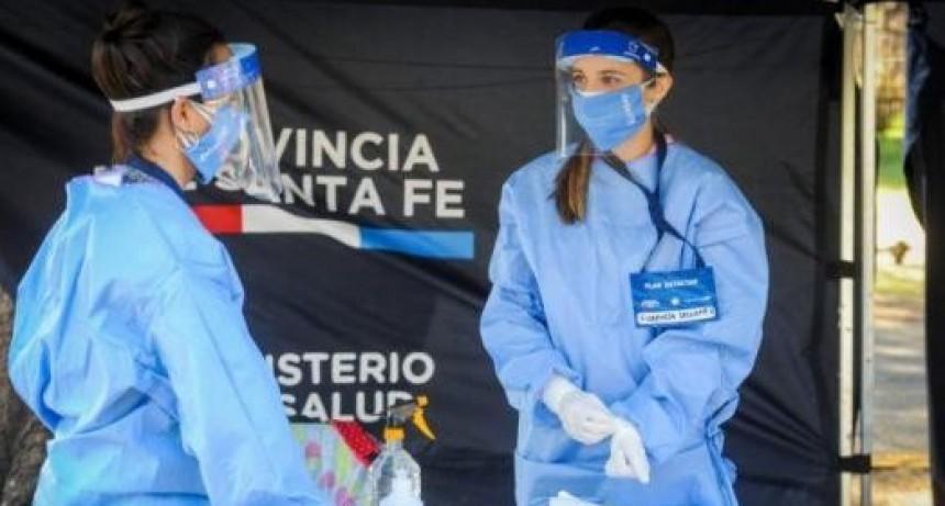 Por segundo día consecutivo Santa Fe batió el récord de muertes con 85 decesos informados en 24 horas