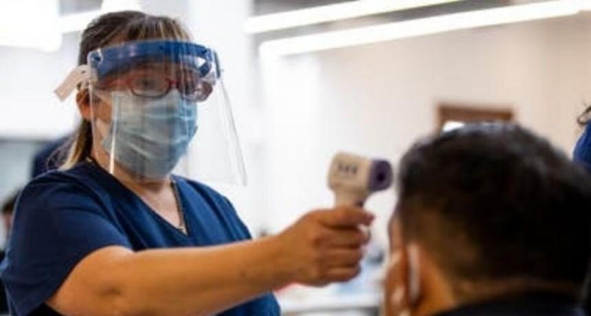 Coronavirus: bajan los casos en la provincia y en la ciudad