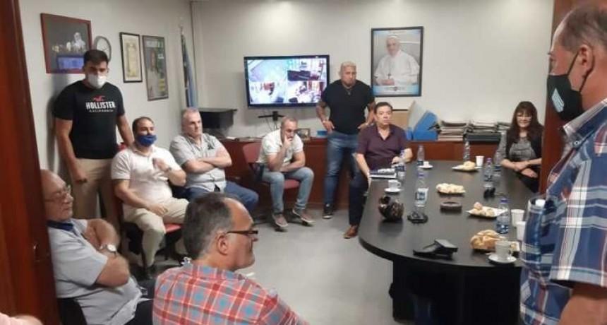Los gremios de Rosario piden internas en el PJ departamental
