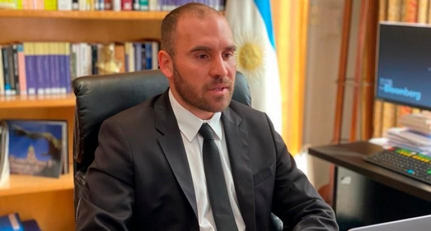 """Martín Guzmán, ministro de Economía: """"Hoy no es el momento de un IFE 4"""""""