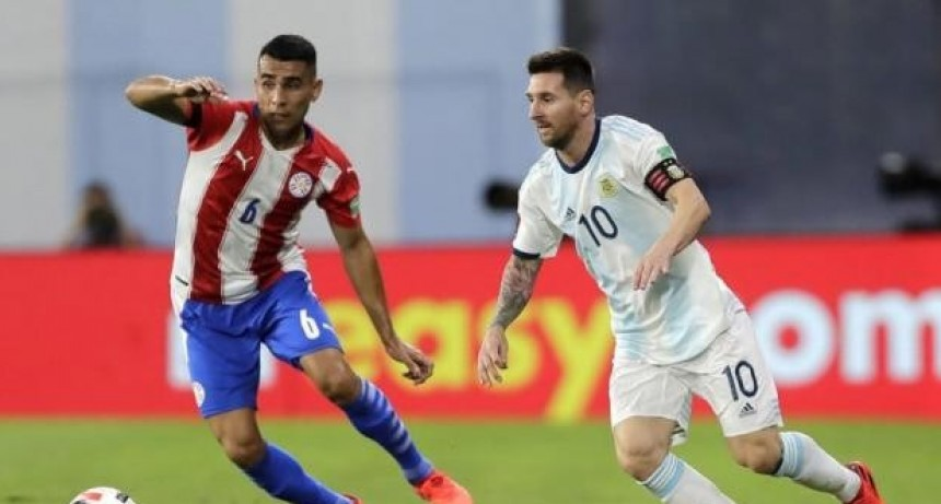 Argentina empató con Paraguay por las Eliminatorias en la Bombonera