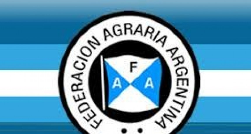 FEDERACIÓN AGRARIA ARGENTINA: LOS PEQUEÑOS Y MEDIANOS PRODUCTORES QUEREMOS SER PARTE DE LA DISCUSIÓN INSTITUCIONAL SOBRE EL USO Y TENENCIA DE LA TIERRA