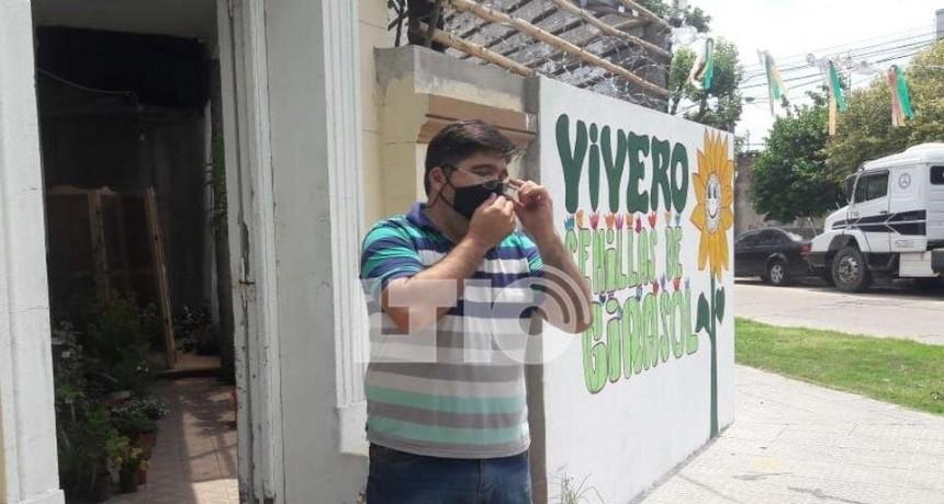 El comercio está ubicado en La Rioja y San Juan. Los delincuentes se llevaron herramientas por un valor de 100 mil pesos.