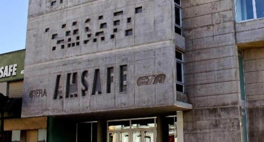 """AMSAFE advirtió que """"no están las condiciones para volver a la presencialidad"""" en diciembre"""