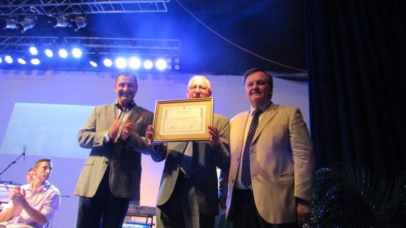 """El Senador Michlig participó de la 51° edición de la """"Fiesta Provincial  del Sorgo y las Industrias Lácteas en Suardi"""