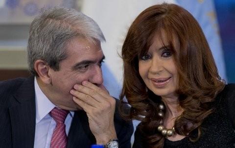 Aníbal Fernández le pidió a Cristina que se