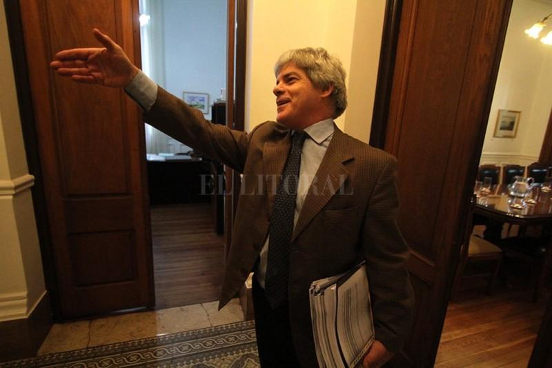 Diputados desestimó la apertura del juicio político a Barraguirre