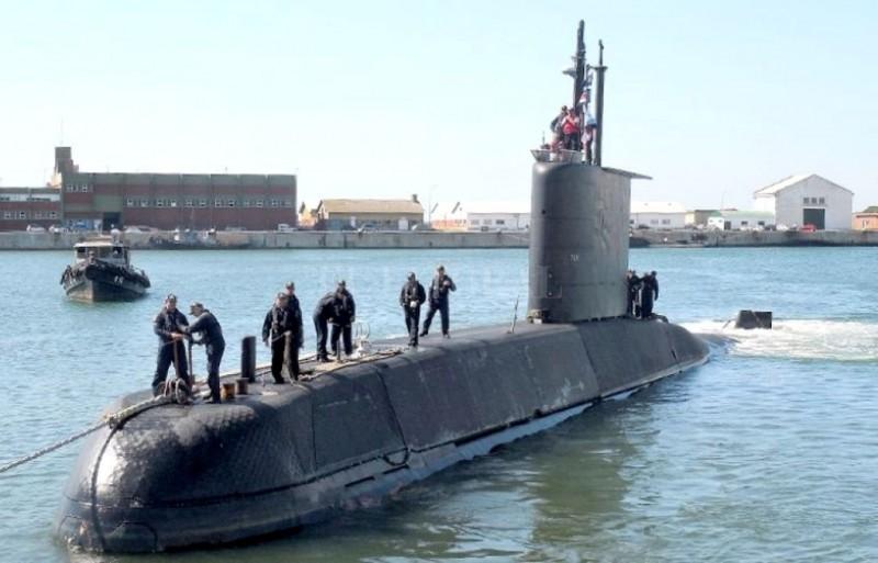 La Armada sabía que el submarino fue reparado con material inadecuado