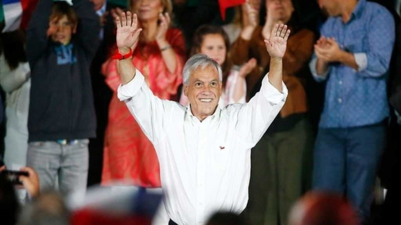 Piñera será el próximo presidente de Chile
